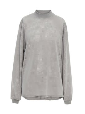 Fear Of God - Long Sleeve Mesh Tee Shirt - Men