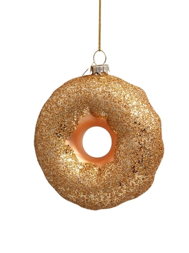 Vondels - Donut Ornament - Home