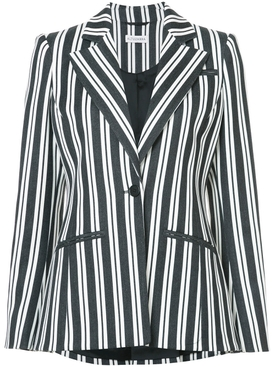 Altuzarra - Acagia Belted Striped Blazer - Women