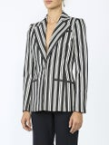 Altuzarra - Acagia Belted Striped Blazer - Women