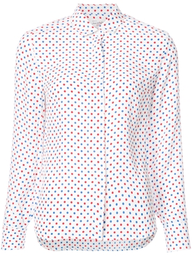 Cristina polka dot blouse MULTICOLOR