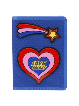 love galaxy plexi passport holder