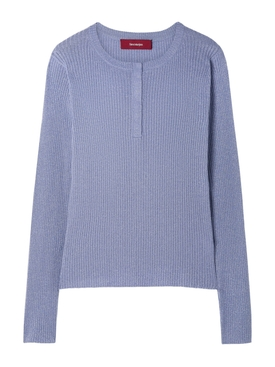 Kate lurex knit top