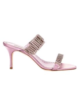 Pink Beopia Embellished Sandal