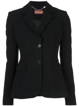 Black fenice blazer