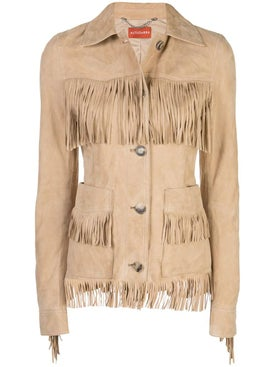Altuzarra - Fringed Suede Jacket - Women