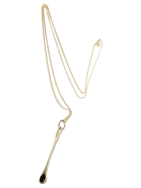 SPOON NECKLACE GOLD