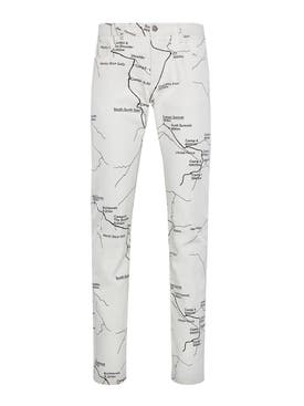 Moncler Genius - 2 Moncler 1952 Map Pants - Men