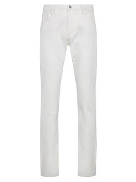 2 Moncler 1952 white casual pants