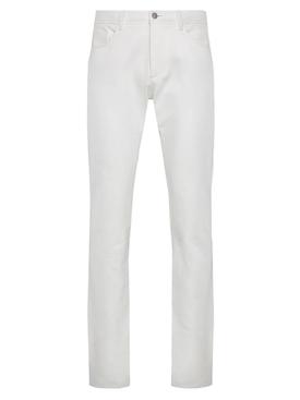 2 Moncler 1952 white casual pants