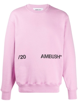 Ambush - Pink Crew-neck Sweatshirt - Men