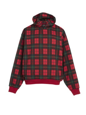 Fear Of God - Everyday Plaid Hoodie - Men