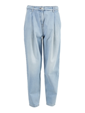 Magda Butrym - Light Blue Totenes Jeans - Women