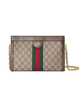 Gucci - Small Ophidia Gg Supreme Shoulder Bag - Women