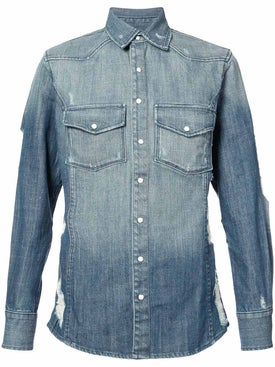 United Rivers - Hawriver Denim Shirt - Men
