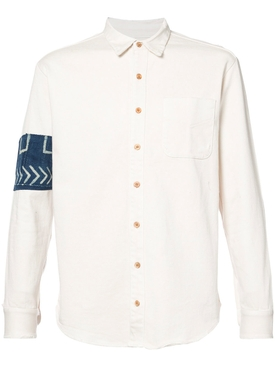 United Rivers - African River Shirt White - Men