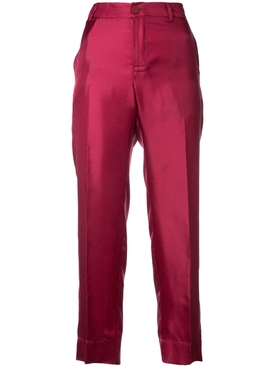 For Restless Sleepers - Twill Brocade Agon Pant - Women