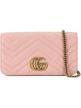 Gucci - Gg Marmont Mini Bag Light Pink - Women