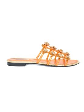 Fabrizio Viti - Daisy Appliqued Sandals - Women