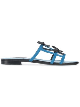 Fabrizio Viti - City Bow Slides - Women