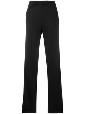 Givenchy - Logo Trim Track Pants - Women