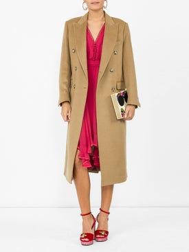 Giuliva Heritage Collection - Cindy Double Breasted Trench - Women