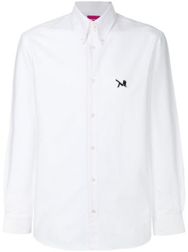 Calvin Klein 205w39nyc - Classic Oxford Shirt - Men