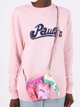 Paula's Ibiza Elephant Waterlily Print Mini Bag