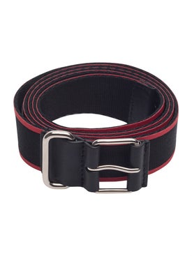 Givenchy - Canvas And Leather Belt - Men