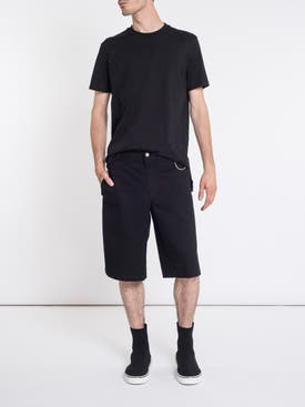Givenchy - Destroyed Effect Shorts - Men