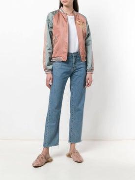 Gucci - Sequin Embellished Bomber Jacket Multicolor - Women