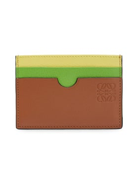Loewe - Rainbow Plain Card Holder - Women