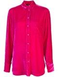 Sies Marjan - Sander Corduroy Shirt Fuchsia - Women