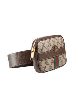 Gucci - Ophidia Gg Supreme Belted Iphone Case - Women