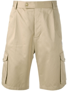 Khaki Bermuda Shorts BROWN