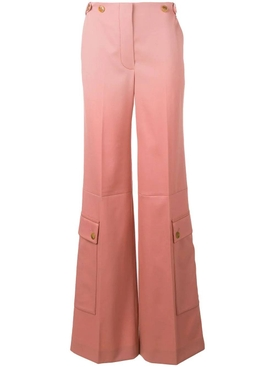Sonia Rykiel - Pink Wide Leg Pants - Women
