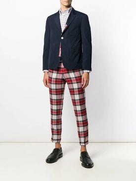 Thom Browne - Unconstructed Patch Pocket  Blazer - Men