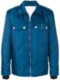 Calvin Klein 205w39nyc - Oversized Zipped Shirt Jacket - Men