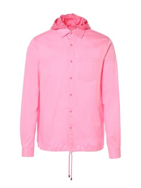 Valentino - Hooded Overshirt - Men