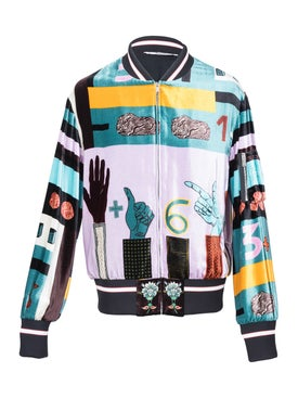 Valentino - Printed Jacket - Men