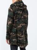 Valentino - Camouflage Parka - Men