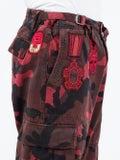 Valentino - Camouflage Cargo Pants - Men