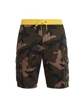 Valentino - Camouflage Shorts - Men