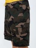 Valentino - Camouflage Shorts - Men