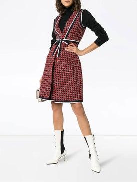 Gucci - Geometric Tweed Dress - Women