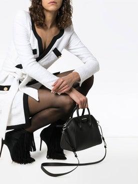 Givenchy - Antigona Mini Leather Tote Bag - Women