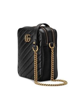 Gucci - Gg Marmont Mini Shoulder Bag - Women