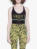 Gucci - Gucci Vintage Logo Swimsuit - Women