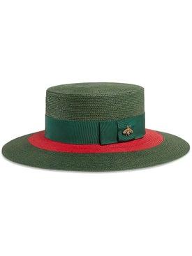 Gucci - Papier Wide Brim Hat - Women