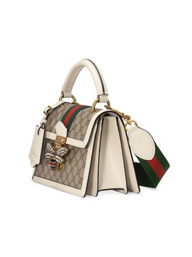 Gucci - Queen Margaret Small Gg Top Handle Bag - Women